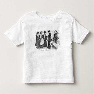 Arrest of Mrs Pankhurst Toddler T-Shirt