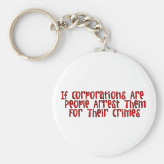 ARREST THE CORPORATIONS KEY CHAINS