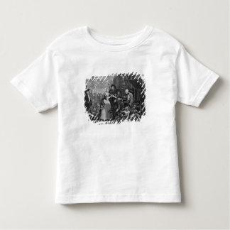Arrested for Debt Toddler T-Shirt