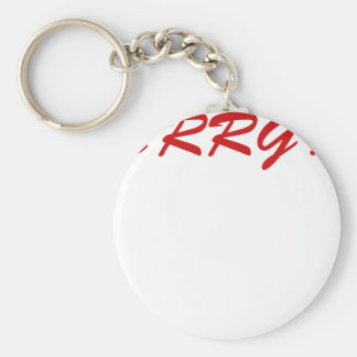 ARRGH!!! BASIC ROUND BUTTON KEY RING
