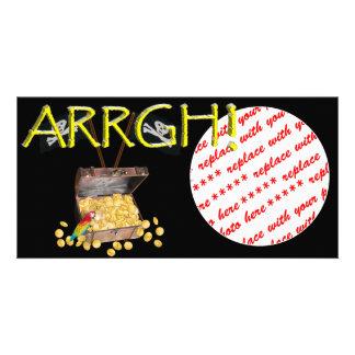 ARRGH! PICTURE CARD