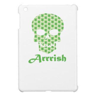 Arrish Irish Pirate Shamrock Skull Case For The iPad Mini