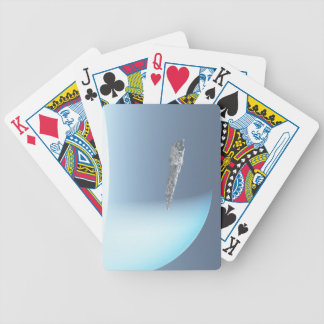 Arrival at Rigel 4 Bicycle Playing Cards