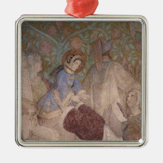 Arrival in Eisenach, c.1854/55 Christmas Ornament