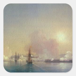 Arrival into Sebastopol Bay, 1852 Sticker