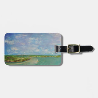 Arrival luggage tag