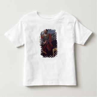 Arrival of Cristobal Colon in America Toddler T-Shirt