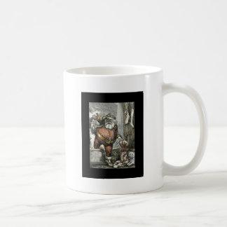 Arrival of Saint Nicholas Basic White Mug