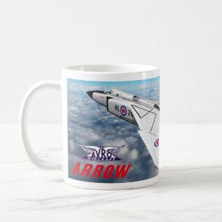 Arrow 201 mug