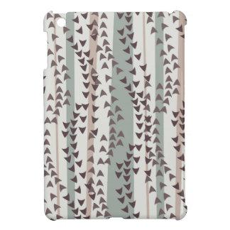 Arrow and feather iPad mini case
