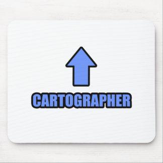 Arrow Cartographer Mouse Pads