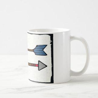 Arrow Coffee Mug