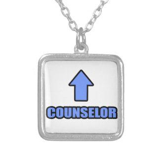 Arrow Counselor Custom Necklace