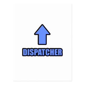 Arrow Dispatcher Postcard