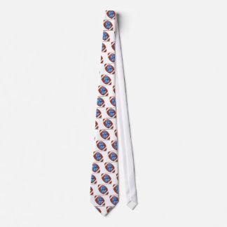Arrow Football Tie