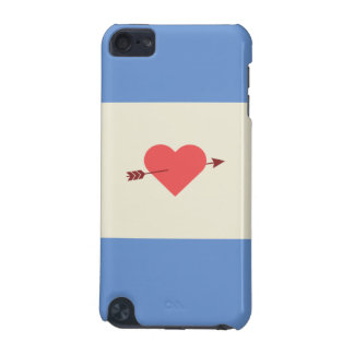 Arrow Heart ipod 5 case iPod Touch 5G Cases