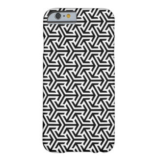 Arrow Pattern Barely There iPhone 6 Case