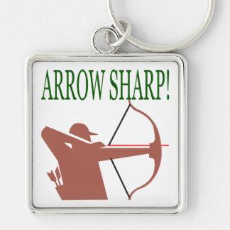 Arrow Sharp Key Chains