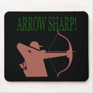 Arrow Sharp Mousepads