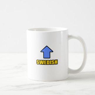 Arrow Swedish Coffee Mugs