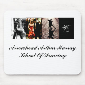 Arrowhead Arthur Murray School Of Dancing Mouse Mat