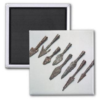 Arrowheads, Iron Age (iron) Magnet