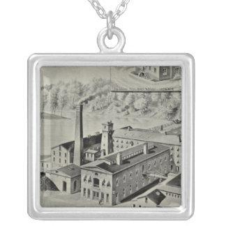 Arrowwanna Mills Silver Plated Necklace