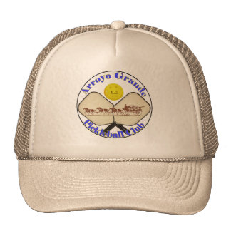 Arroyo Grande Pickleball Club Hat