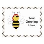 Arrr!Bee Bumble Bee Postcard