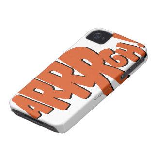 ARRRGH! iPhone 4 CASE