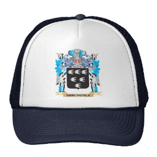 Arrundale Coat Of Arms Cap
