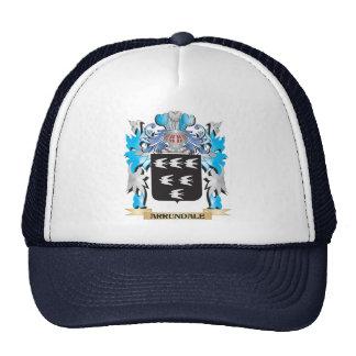 Arrundale Coat Of Arms Mesh Hats