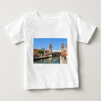 Arsenal in Venice, Italy Baby T-Shirt
