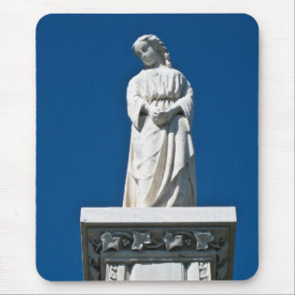 Arsenal monument at the Congressional Cemetery Mouse Pads