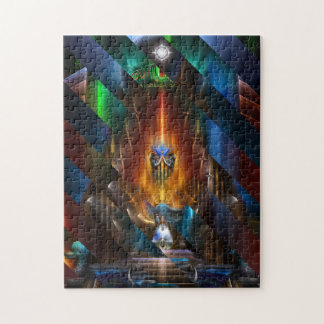 Arsencia Golden Goddess Razor Cut Puzzle