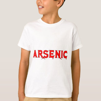 ARSENIC Heavy Metal Literally T Shirts