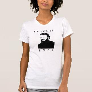 arsenie boca romania saint religion symbol church T-Shirt