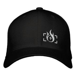 Arson Ink Logo Flexfit Hat Embroidered Hat