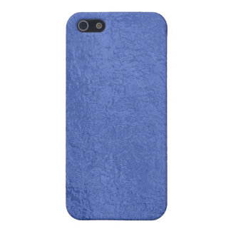 Art101 Gold Seal - Blue Berry Satin Silk Blanks Case For The iPhone 5
