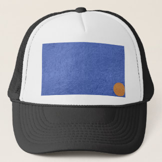 Art101 Gold Seal - Blue Berry Satin Silk Blanks Trucker Hat