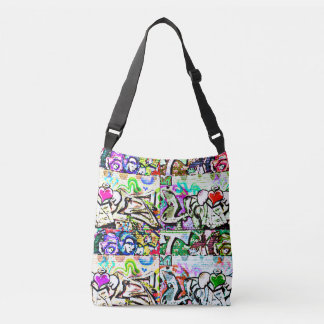Art2Go Bags #18 - All-Over-Print Cross Body Bag