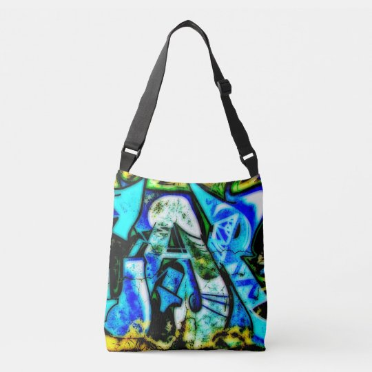 Art2Go Bags A #2 - All-Over-Print Cross Body