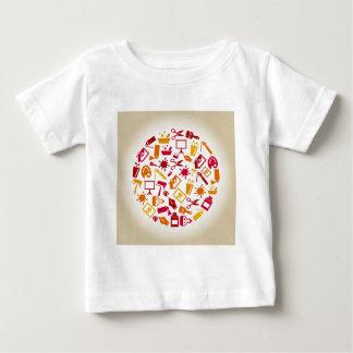 Art a circle t-shirt