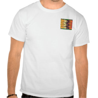 Art abstract from Colorful organic farm carrots 99 Tee Shirts