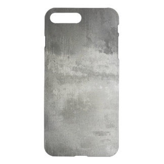 art abstract grunge black and white textured iPhone 8 plus/7 plus case