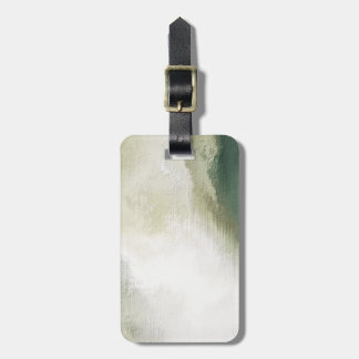 art abstract grunge dust textured background luggage tag