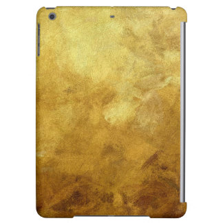 art abstract painted background in golden color
