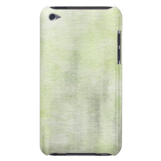 art abstract watercolor background on paper 10 barely there iPod cover