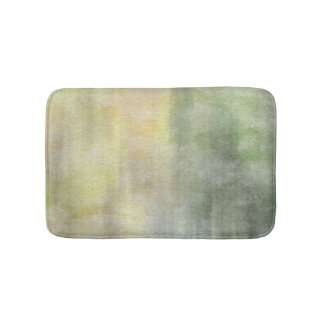 art abstract watercolor background on paper 2 2 bath mat