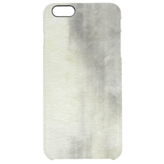 art abstract watercolor background on paper 2 2 clear iPhone 6 plus case
